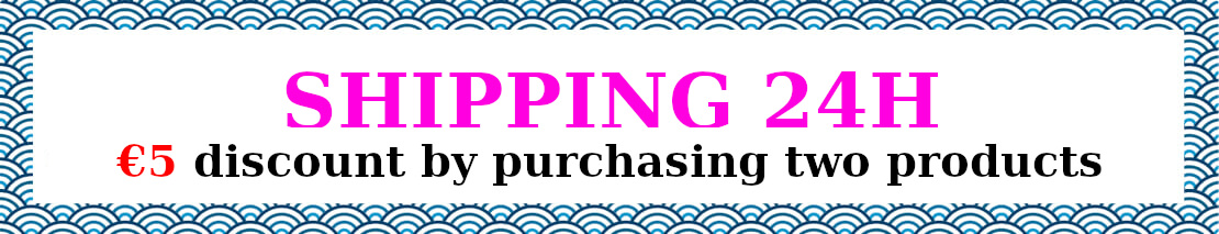 Shippin 24h and Discount